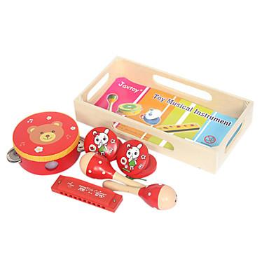 Pedagogisk leke Lekeinstrumenter Musikkinstrumenter Barne