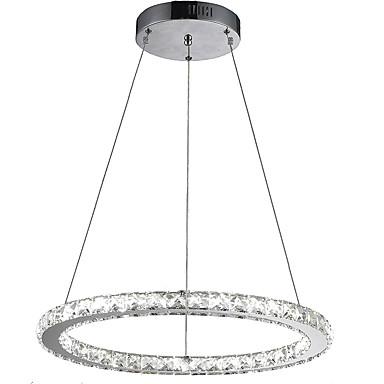 מנורות תלויות ,  מודרני / חדיש Electroplated מאפיין for קריסטל LED מתכתחדר שינה חדר אוכל מטבח חדר עבודה / משרד חדר ילדים כניסה חדר משחקים