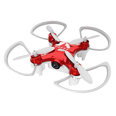 RC Drohne FQ777 954D 4 Kan?le 6 Achsen 2.4G Mit HD - Kamera 640P*480P Ferngesteuerter Quadrocopter FPV 360-Grad-Flip Flug Flight