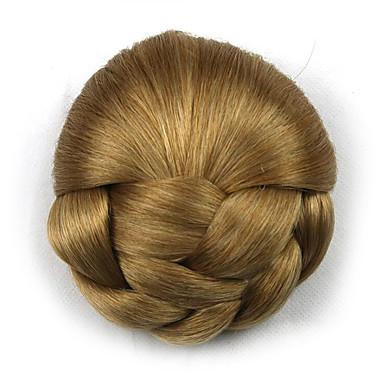 longueur mariée perruque brune contrats 5cm crépus synthétique couleur à haute température bouclés 1011