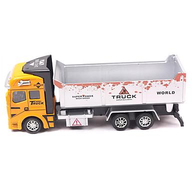 jouet voiture camion 01h48 arrière de modèle de voiture en alliage pelles jouets 01h48 camion benne pour enfants (9pcs)