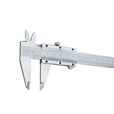 0-150mm Genauigkeit 0,02 Präzisionsschieblehre Line-Card Instrument Ebene Messwerkzeug