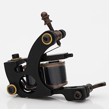 Bobine pour Machine à Tatouer Fonte Liner Double bobine, 10 couches 7 8000