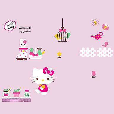 Animaux / Botanique / Bande dessinée / Mots& Citations / Nature morte / Mode / Floral / Loisir Stickers muraux Stickers avion,PVC