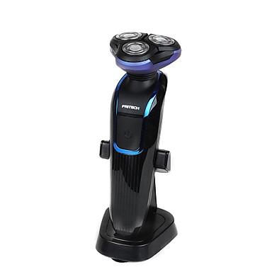 Elektrikli Traş Makineleri Erkek Yüz Kullanım Kılavuzu / Elektrik / Döner Tıraş Makineleri / Tıraş AksesuarlarıSu Geçirmez / Islak/kuru