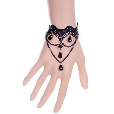 Damen Ring-Armbänder Übergang Modisch Böhmen-Art Spitze Schmuck Für Party Alltag Normal