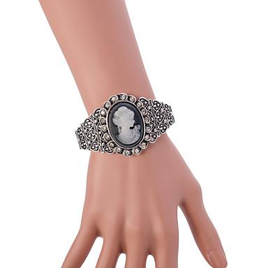Feminino Pulseiras em Correntes e Ligações Bracelete bijuterias Liga Jóias Para Casamento Festa Diário