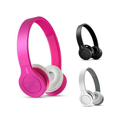 Original rapoo Schlüssel drahtlose Bluetooth 4.1 Multi Kopfhörer Kabel-Headset HiFi-s160 berühren mit mic rosa / weiß / schwarz