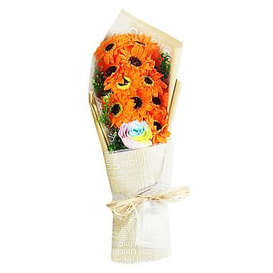 romantische Neuheit Seife Rose Blume Geschenk für Liebhaber Waschen
