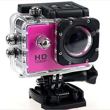 / Caméra d'action / Caméra sport Clip Câble Métallique Chargeur de batterie Coque Etanche Coque Câble 1,3 MP 1280 x 720 USB Ajustable