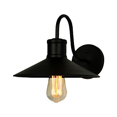 Traditionell-Klassisch Wandlampen Für Metall Wandleuchte 220v 110V 110-120V 220-240V Max 60WW