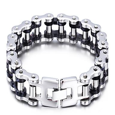 Herrn Ketten- & Glieder-Armbänder Armband individualisiert Geometrische Form Schmuck Für Party Alltag Normal Sport
