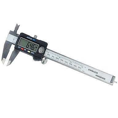 n&s® 150mm מכשיר קליפר ורניה דיגיטלי אלקטרוני levelmeasuring כולים