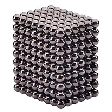 432 pcs 4mm Magnetiske leker Magnetiske kuler Byggeklosser Puzzle Cube Magnet Voksne Gutt Jente Leketøy Gave