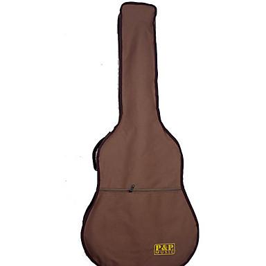 Bager og Esker Gitar Musical Instrument tilbehør Plast Svart / Hvit / Fersken