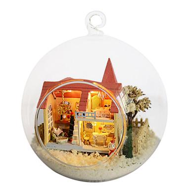CUTE ROOM ערכות לבניית מודלים מגדל בית עשה זאת בעצמך מתנות