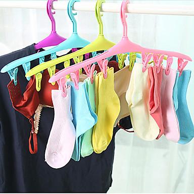 Travel Plastic, Hangers Underwear Cloth Laundry