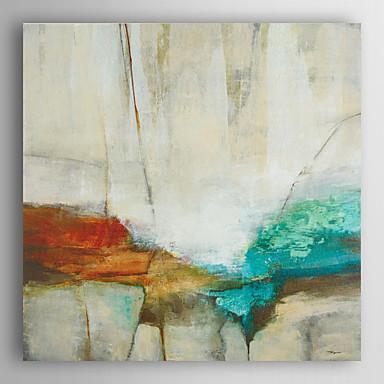 kézzel festett olajfestmény absztrakt colorflu kő feszített keret 7 fal arts®