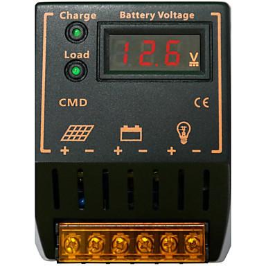 cmd-2410 12 / 24v 10a Solarladeregler