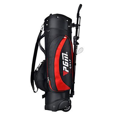 PGM Herrn Stehende Golftasche Anti-tragen Wasserdicht Auf Rädern
