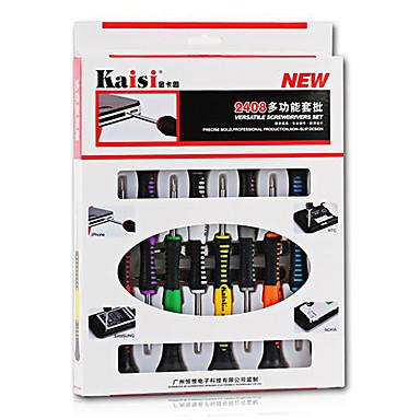 ジンKASIの多機能ドライバーセットの組み合わせ携帯電話の修理マニュアル