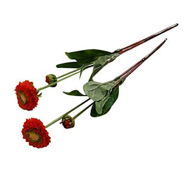 1 Gren Silke PU Andre Bordblomst Kunstige blomster
