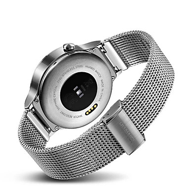Uhrenarmband für Huawei Watch Huawei Moderne Schnalle Metall Edelstahl Handschlaufe
