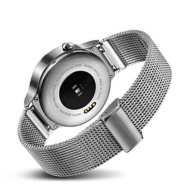 Klokkerem til Huawei Watch Huawei Moderne spenne Metall Rustfritt stål Håndleddsrem