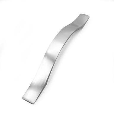 aluminiumslegering skap håndtak (hull avstand 160mm)