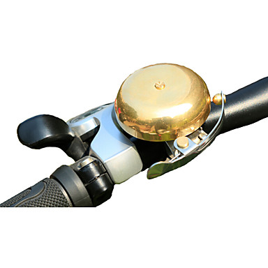 Fahrradklingel Wasserdicht, Langlebig Freizeit-Radfahren / Faltrad / Rennrad Kupfer / Stahl / Rostfrei 1pcs