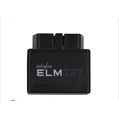 ממשק elm327 רכב מערכת OBD לזהות לקרוא נתוני קוד תקלה כדי להסיר את כותרת האבחון