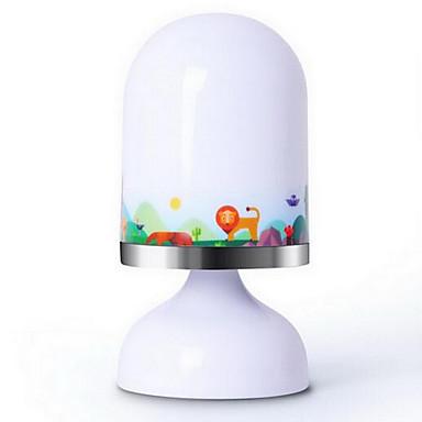 (Mundo animal) mencionar vibração portátil lâmpada de indução luzes led lâmpada de carregamento temporizador proteção