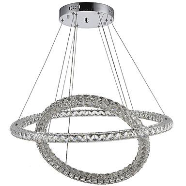 Anheng Lys ,  Moderne / Nutidig galvanisert Trekk for Krystall LED MetallStue Soverom Spisestue Kjøkken Leserom/Kontor Barnerom Inngang