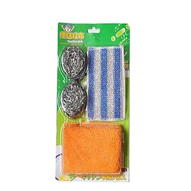 brosse de nettoyage de la cuisine&outils de tissu