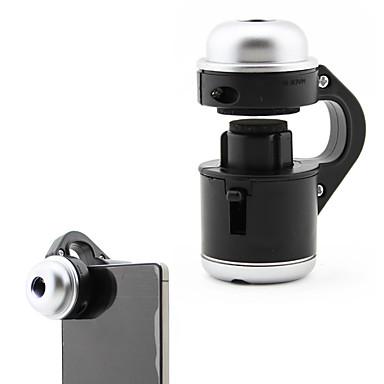 Microscôpio Alta Definição LED De Mão 30 5mm Metal