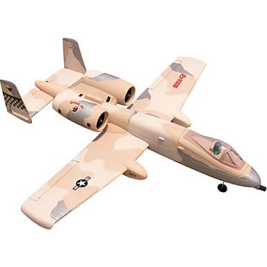 4 Kan?le 2.4G 1: 8 RC Flugzeug 70KM / H geringfügige Montage nötig