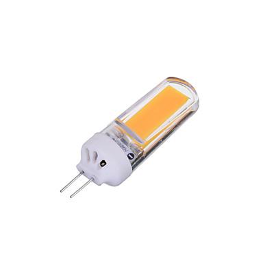 200-300 lm G4 LED à Double Broches T 1 diodes électroluminescentes COB Intensité Réglable Décorative Blanc Chaud Blanc Froid AC 220-240V