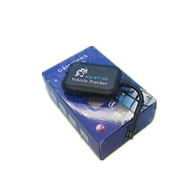Localizadores GPS ABS Anti-roubo do carro Alarme de vibração Alarme de desligamento principal Registro de local GPRS GSM