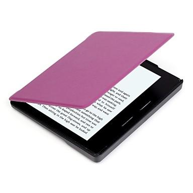 tilfelle for amazon hele kroppen tilfeller tablett saker solid farge hard pu lær for Kindle oase