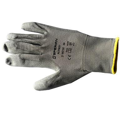 usar plástico antiderrapante de borracha pendurado plástico empregos anti-trabalhistas de proteção luvas de trabalho