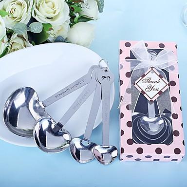 Aço Inoxidável Artigos para Bebida / Decoração de Casa / Bricolage Noiva / Noivo / Dama de Honor Casamento / Aniversário / Recém-Nascido