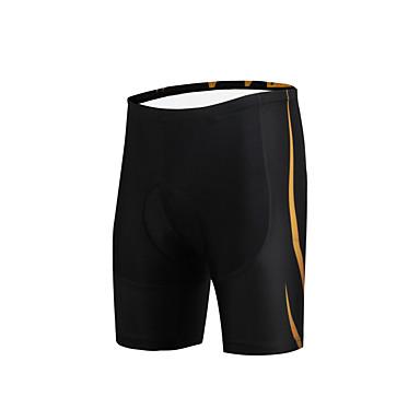 ILPALADINO מכנס קצר מרופד לרכיבה בגדי ריקוד גברים יוניסקס אופניים מכנסיים קצרים תחתיות בגדי רכיבת אופניים ייבוש מהיר עמיד עיצוב אנטומי