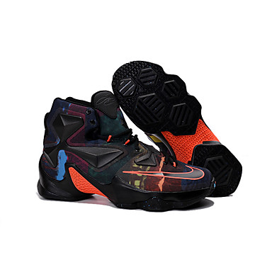 64a090245a1 LeBron James 13 xiii BHM Men s Basketball Shoes Brand Sneakers High Top  LeBron James 13 LBJ 13 Retro Sport Shoes  05091548