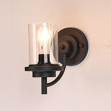 AC 100-240 Max 60W E26/E27 Tradisjonell/ Klassisk / Rustikk / Retro / Vintage Maleri Trekk for Mini Stil,Atmosfærelys Vegglamper Wall Lys