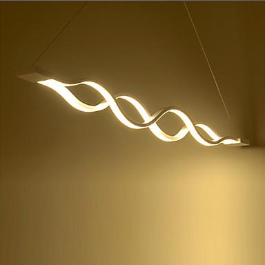 Moderno/Contemporâneo Luzes Pingente Para Sala de Estar Quarto Cozinha Sala de Jantar AC 85-265V Lâmpada Incluída
