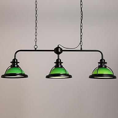 Rústico/Campestre Moderno/Contemporâneo Tradicional/Clássico Luzes Pingente Para Sala de Jantar Quarto de Estudo/Escritório Quarto das