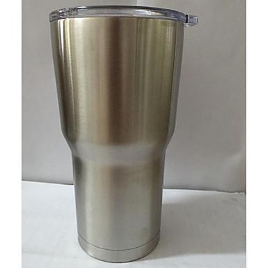 Glass Rustfritt Stål,10.1*7.3*19.5CM Vin Tilbehør