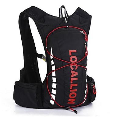 Radfahren Rucksack Rucksack für Freizeit Sport Reisen Laufen SporttascheReflexstreifen tragbar Multifunktions Einschließlich