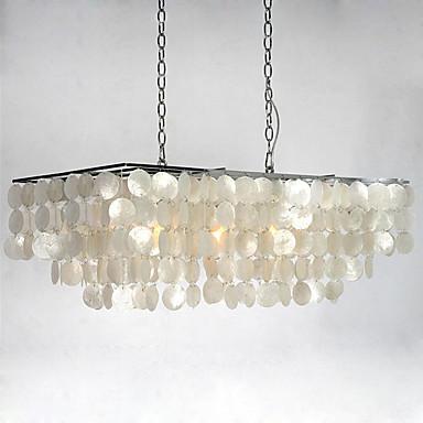3-luz Lámparas Colgantes Luz Downlight - Mini Estilo, 110-120V / 220-240V Bombilla no incluida / 20-30㎡ / E26 / E27