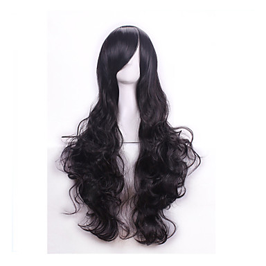 Synthetic Wig / Cosplay & Costume Wigs Wavy Synthetic Hair Wig Women's Capless